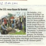Westdeutsche Zeitung 19.01.2011